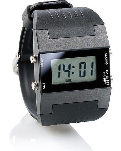 ST.LEONHARD - NC7191 - Montre bracelet parlante avec fonction réveil modèle femme: Amazon.fr: Montres