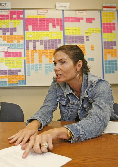 Schools Relying On Testing, Data To Identify And Help