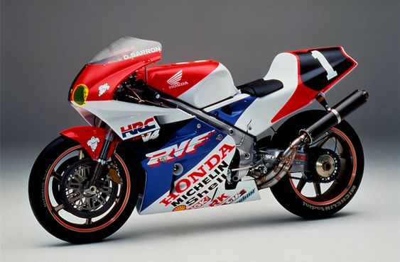 "1990 Honda RVF750 World Endurance Racer from our ""History of the Honda V4"" series on our Wordpress Blog. Check it out: www.southernhondapowersports.wordpress.com"