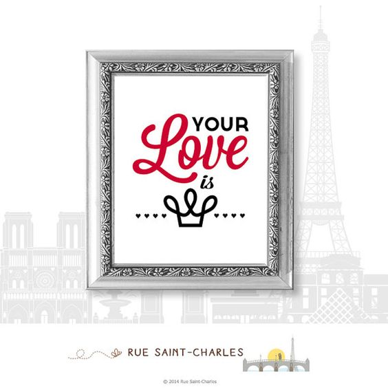 Your Love is King 1984 by Sade  instant by RueSaintCharles on Etsy
