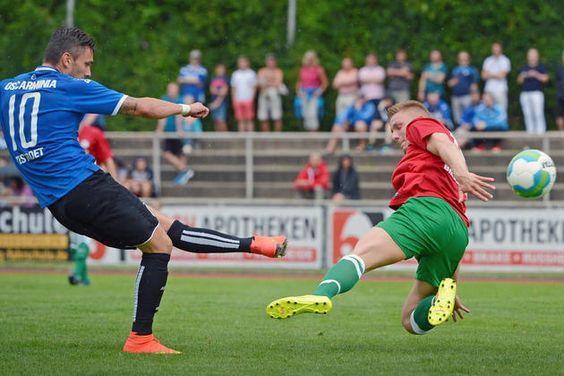 7:0-Erfolg im Stadtderby gegen den VfB Fichte Die Blauen zeigen sich spielfreudig