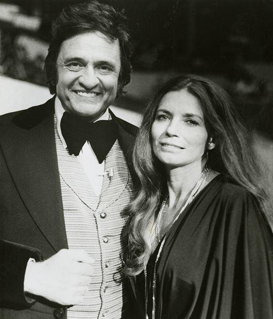 johnny cash and rosanne relationship
