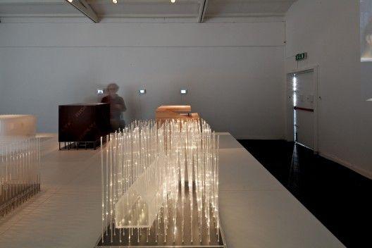 Pavilhão do Uruguai na Bienal de Arquitetura em Viena 2012