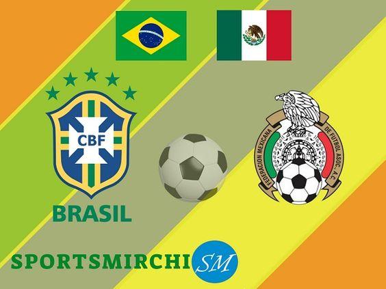 Brazil Vs Mexico Head To Head Record Stats Football Rivalry Football Brazil Mexico Football Rivalries Brazil Brazil Football Team