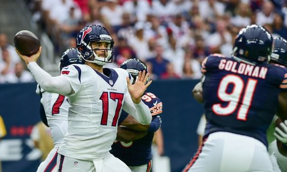 Texans' owner: Osweiler 'everything we thought he would be' = Following the Houston Texans' Week 1 victory over the Chicago Bears, team owner Bob McNair was full of praise for newly crowned franchise quarterback Brock Osweiler. The Texans gave the quarterback a four-year, $72 million free.....