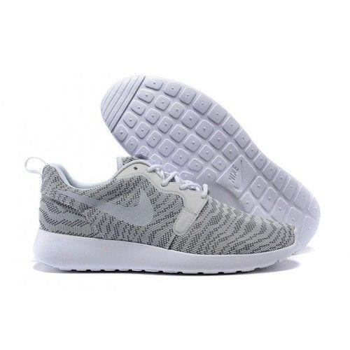 Nike Roshe Run Kjcrd Light Grey White Nike Roshe Nike Roshe Run Nike