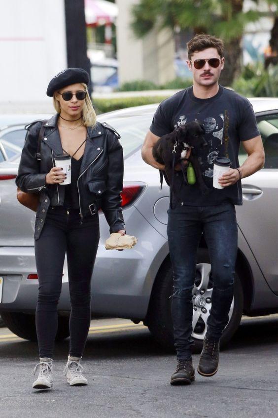 Zac Efron in Skinny Jeans