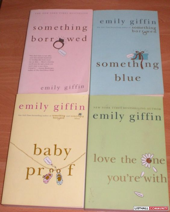 something borrowed book for