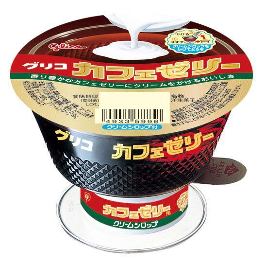 カフェゼリー 懐かし 子供の頃食べていた おやつお菓子 80 90年代 Naver まとめ Japanese Snacks Sweets Retro Toys Nostalgia