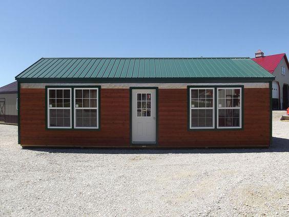 Cedar siding cabin and on pinterest