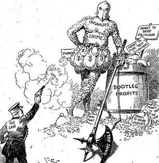Prohibition cartoons of the 1920's | Cartoons and ...