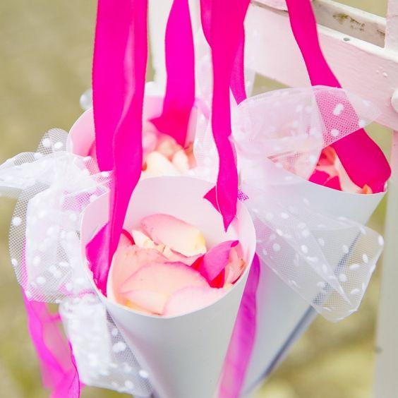 Eine kreative Idee die schönen Blütenblätter aufzubewahren.  photo@ Mokros