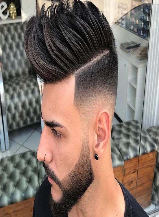 Pin En Men Hair Cut