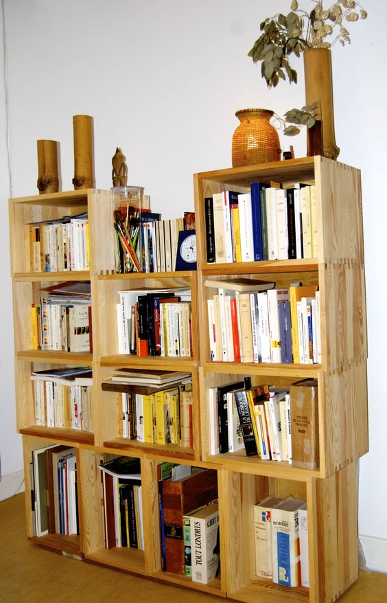 Grottes belle and cuisini res appareil on pinterest for Etagere bouteille le havre