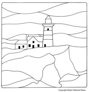 Free Lighthouse Pattern