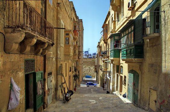 La Valletta em MALTA - Três ilhas, muitos tesouros - Fatos & Fotos de Viagens - Reflexões da vida e viagens de um viajante vivo