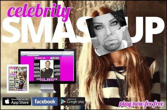 Celebrity Smashup