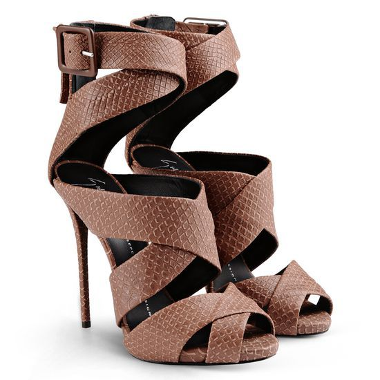 Sandals - Shoes Giuseppe Zanotti Design Women on Giuseppe Zanotti Design Online Store @@NATION@@ - Spring-Summer collection for men and women. Worldwide delivery.   E50160003
