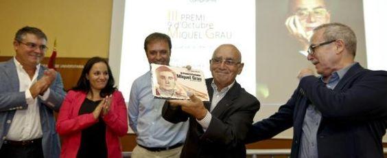 Tercera edición del «Premio Miquel Grau» - Contenido seleccionado con la ayuda de http://r4s.to/r4s