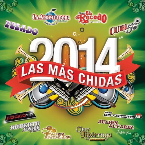 Various - Las Mas Chidas 2014