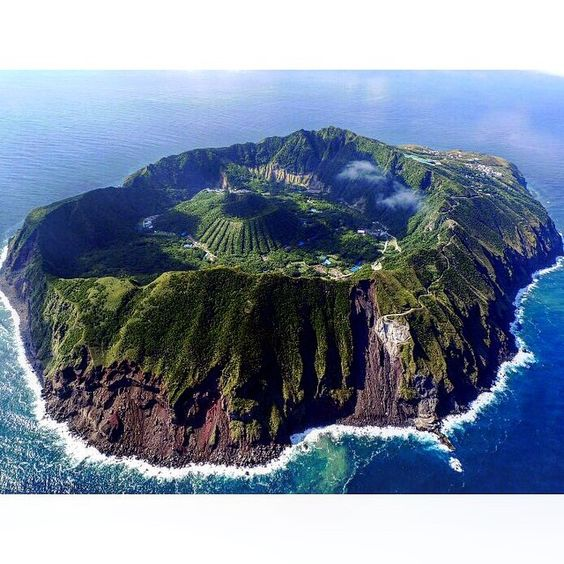 Aogashima Volcano, Japan: one of the best stargazing places on earth: