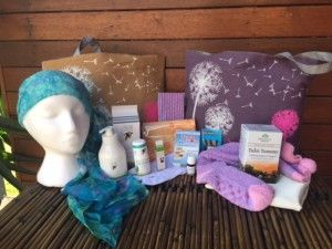 What's in our Chemotherapy Gift Packs?