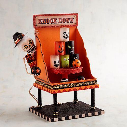 Pier 1 Fortune Teller Halloween Forum 2020 Glittered Carnival Game | Halloween carnival games, Diy halloween