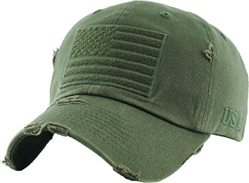 Kbethos Tactical Operator Collection With Usa Flag Patch Us Army Military Cap Fashion Trucker Twill Mesh Adjustab Tactical Operator Military Cap Army Military