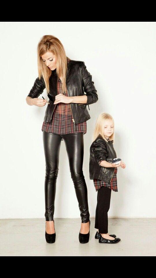 Mama e hija fashion: