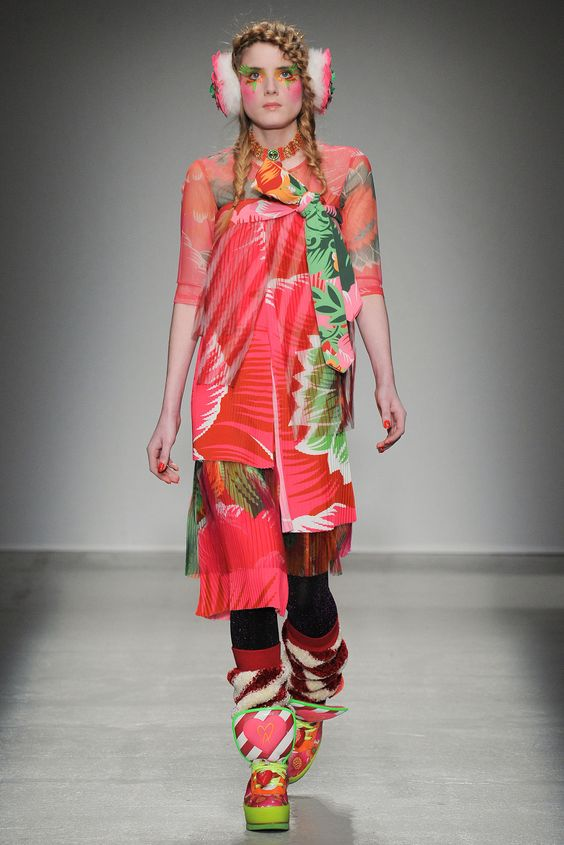 Manish Arora Fall 2014 Ready-to-Wear Fashion Show