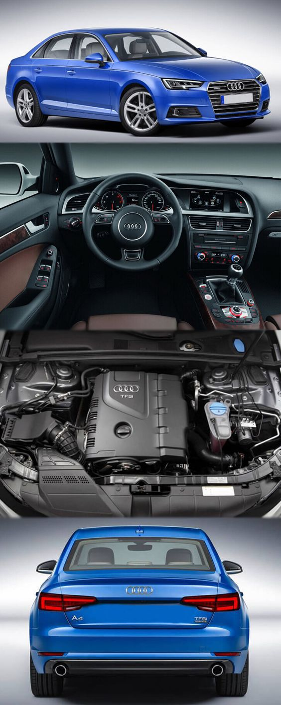 #Audi #A4 2.0 #TDI #Engine is an Efficient yet Powerful Performer  For More Information Visit Link: http://www.garage777.co.uk/blog/category/audi/