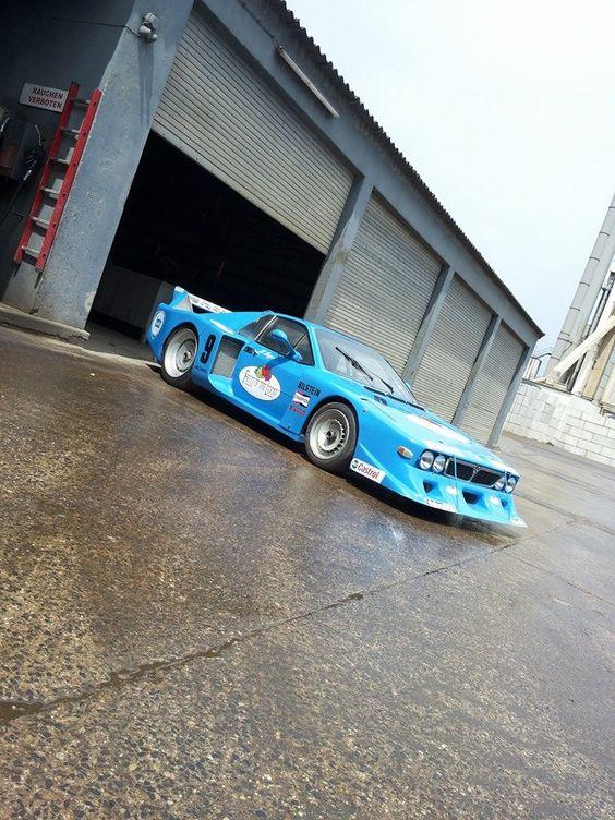 Lancia Beta Montecarlo Gr.5