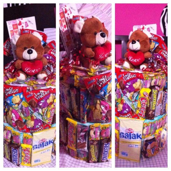 Mi regalo de san valent n para mi novio hecho por mi - San valentin regalos ...