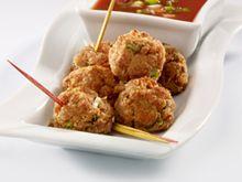 far east appetizer balls