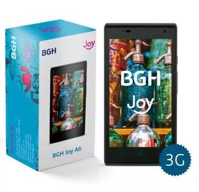 bgh joy a6 dual sim - nuevos - libres - 2 años de gtia of.