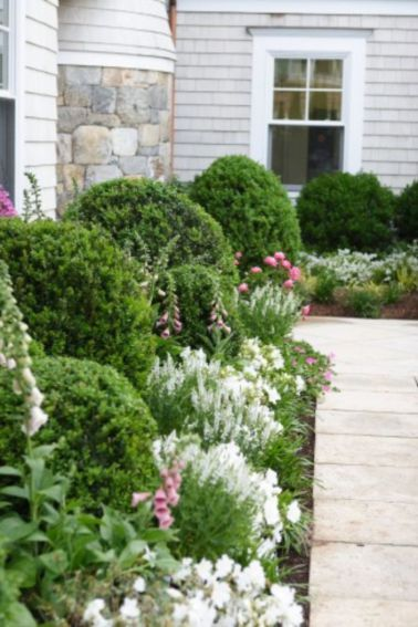 simple front yard landscaping design ideas on a budget 31