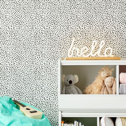 This Chasing Paper And Crate Barrel Wallpaper Collection Is Perfect For Both Children And Hipsters White Kids Room Removable Wallpaper Nursery Wallpaper
