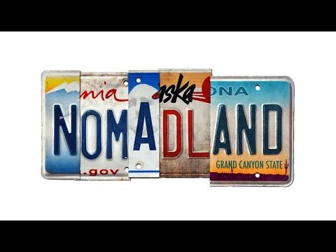 Nomadland Teaser Trailer Proximamente En Cines En 2020 Cine Trailer