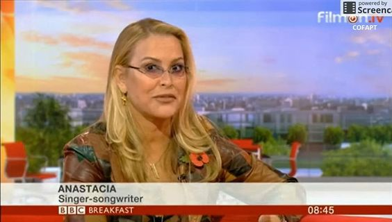 NEWS: Anastacia was interviewed this morning on BBC Breakfast to promote her upcoming album 'Ultimate Collection'. Video to follow soon.