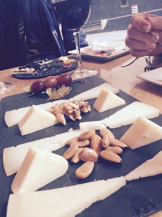 Plateau de fromage (Seville)