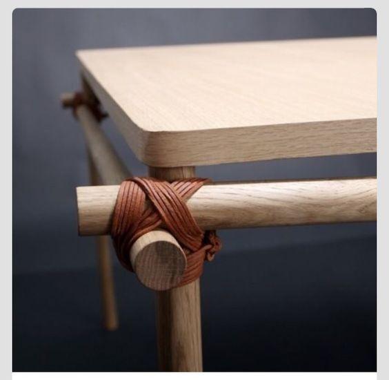Wood Furniture Detail Joint Mebel Kursi Desain