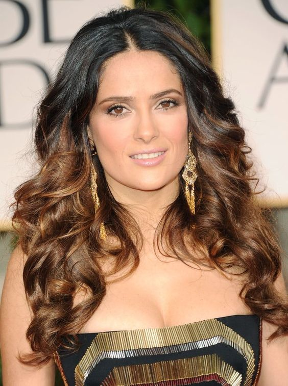 ombre-hair-ombre-hairstyles-celebrity-ombre-hair-celebrity-ombre ... #hairdesign - Find more hair design at Stylendesigns.com!