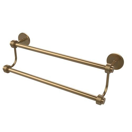 Allied Brass 30 Inch Double Towel Bar Brushed Bronze 7272g 30 Bbr