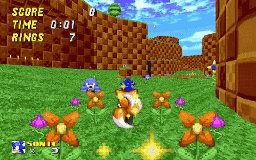 Sonic Robo Blast V2 2 Sonic Indie Games Download Games