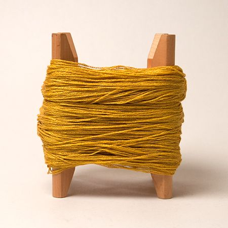 ShiBui Linen Yarn in Brass