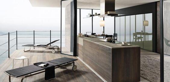 Cucine, bagni e soggiorni Modulnova  Kitchens  Pinterest  Design