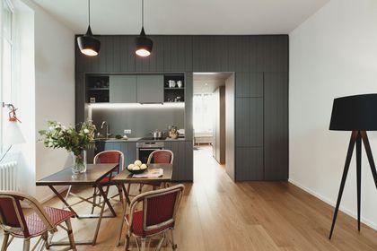 cuisine ouverte sur la salle à manger : 50 idées gagnantes | kitchens - Cuisine Ouverte Sur Salle A Manger