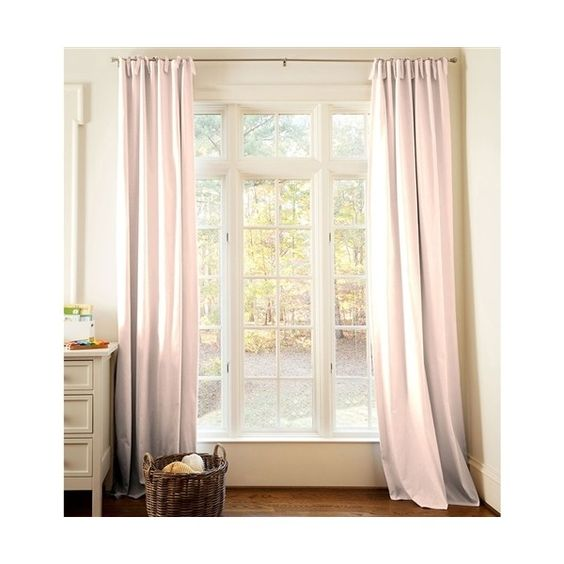 Drapes ❤ liked on Polyvore featuring home, home decor, window treatments, curtains, blackout window coverings, blackout drapery, blackout window panels, blackout curtains and black out curtains
