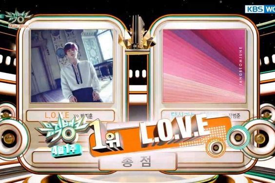 "Watch: Park Ji Hoon Takes 1st Win With ""L.O.V.E"" On ""Music Bank""; Performances By Stray Kids, IZ*ONE, Chen, And More"