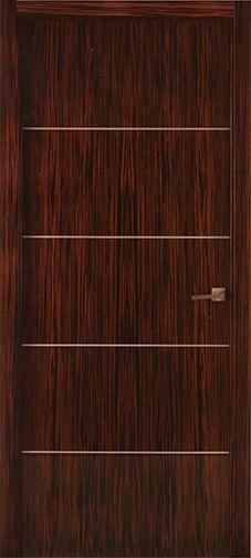 Kudu puertas de madera modernas eurodoor puertas de for Catalogo de puertas de madera modernas